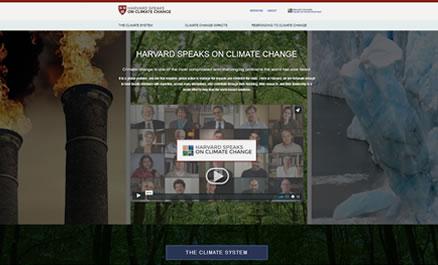 climate change environment at harvard edu