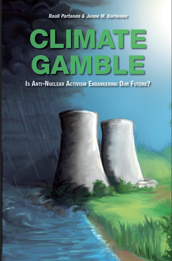 Climate Gamble book at Saving Our Planet