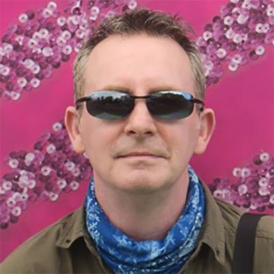 Carl Burness Designer at Climate Change Site