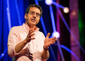 Climate Change Site George Monbiot photo flickr photo shared by TED Conference under a Creative Commons ( BY-NC ) license