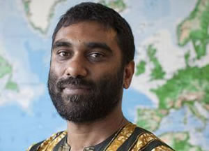 Climate Change Site Photo of Kumi Naidoo flickr photo shared by Elevate Festival under a Creative Commons ( BY-NC-ND ) license.