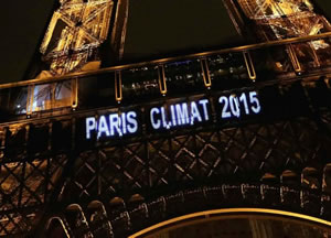 Climate Change Site The Eiffel Tower image by Hans Joergen Rasmussen
