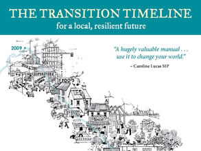 Transition Timeline Front Cover Link image at Climate Change Site